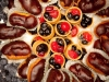 eclairs-and-berry-tarts